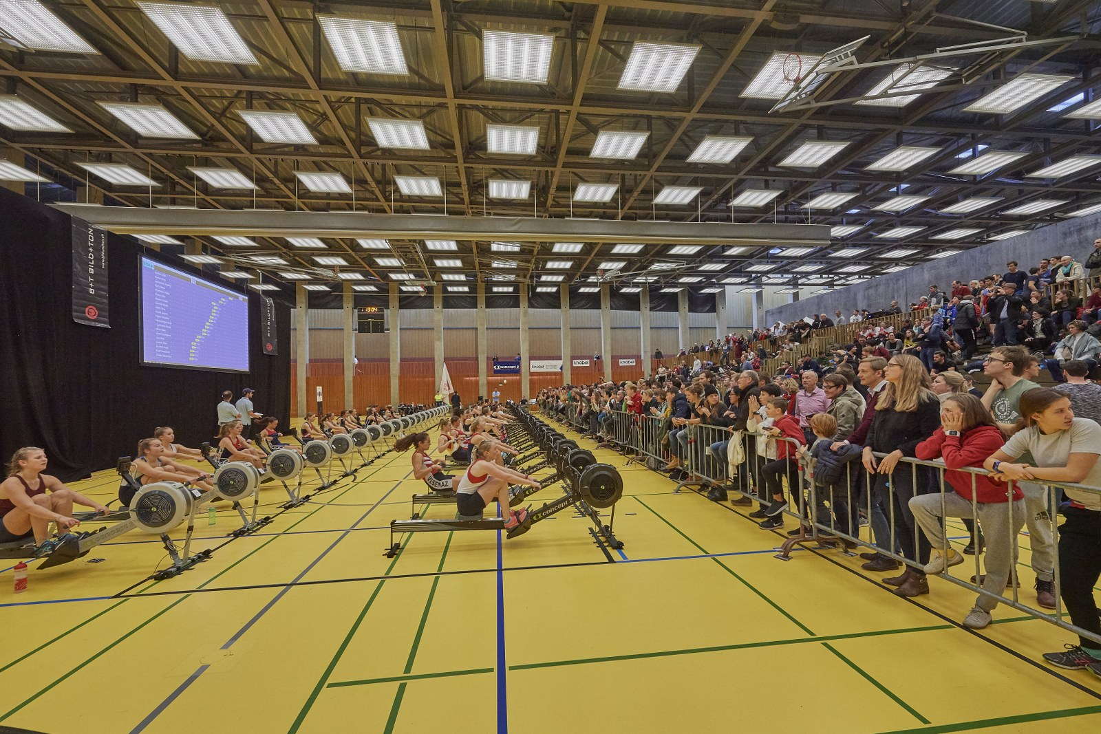Swiss Rowing Indoors 2018