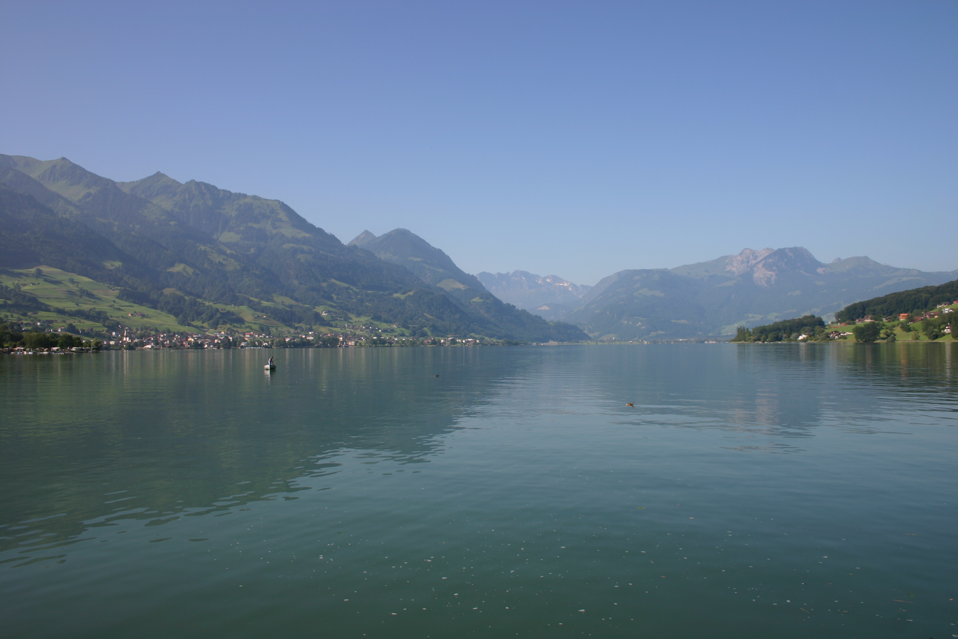 Sarnersee mit Giswilerstock