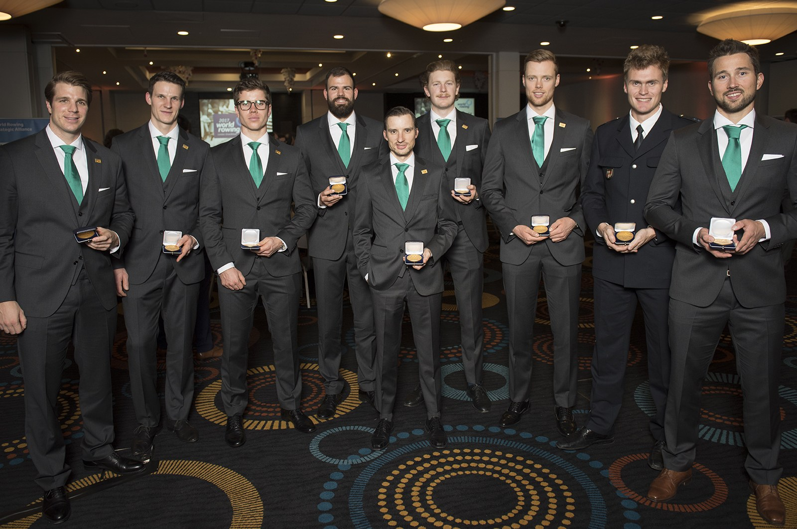 Deutschland Achter (World Rowing Male Crew of the Year)