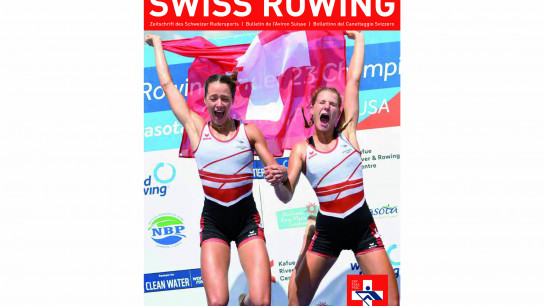 Standardbild Swiss Rowing 4-2019 News