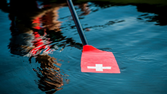 Newsbild neutral SWISS ROWING