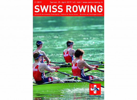 Standardbild Swiss Rowing 2-2019 News