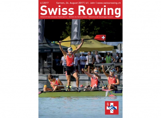 Standardbild Swiss Rowing 4-2017 News