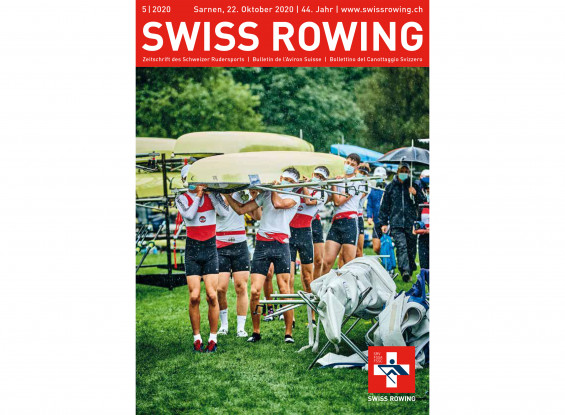 Standardbild Swiss Rowing 5-2020 News
