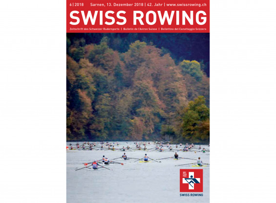 Newsbild Swiss Rowing 6-2018