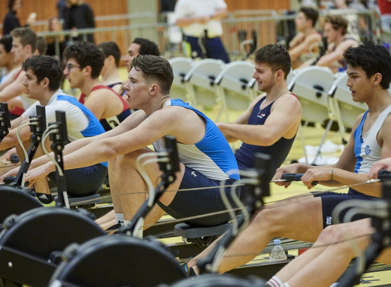 swiss rowing indoors