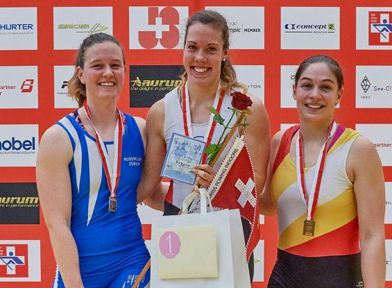 Newsbild J. Gmelin Swiss Rowing Indoors 2017