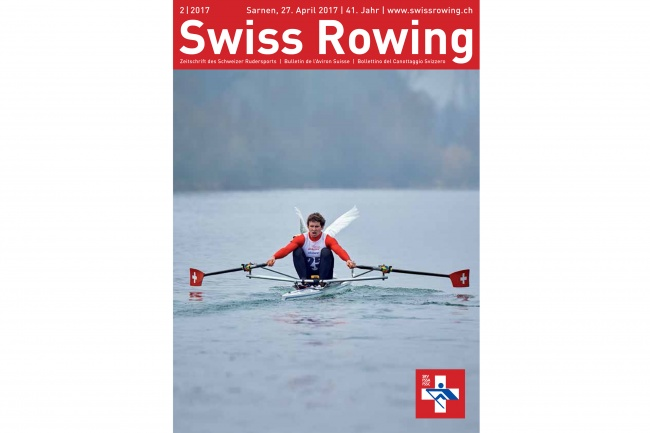 Standardbild Swiss Rowing 2-2017 News