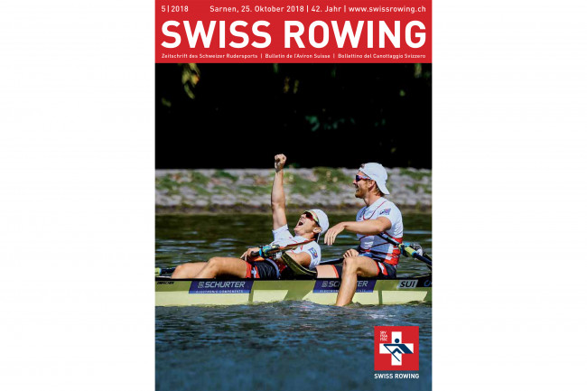 Standardbild Swiss Rowing 5-2018 News